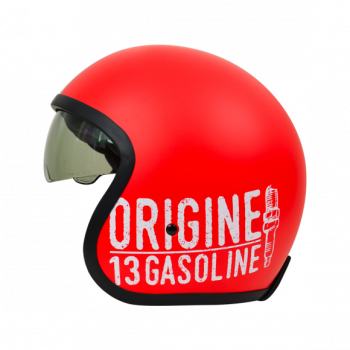 Gelma Origine -Sprint-Gasoline-13-Matt-Red 2