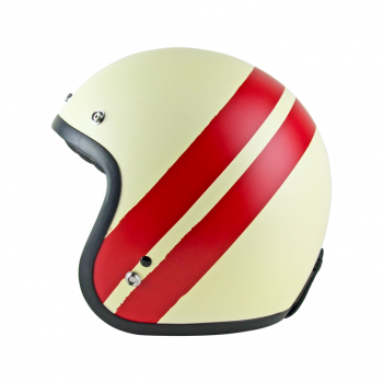helma PRIMO JACK MATT RED-WHITE  Origine 4